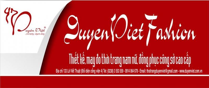 Logo của Duyên Việt Fashion