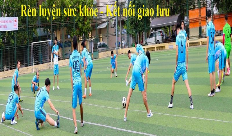 Trung tâm thể thao V-Sport