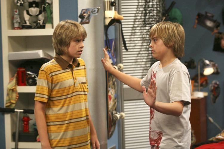 Dylan và Cole Sprouse ngày ấy