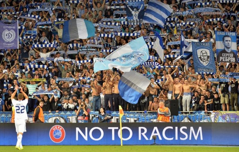 Dynamo Kiev nhận được nhiều sự chú ý
