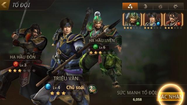 1 vài nhân vật trong game