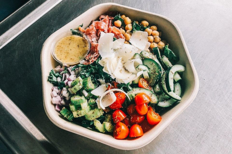 Eat Green - Healthy Food