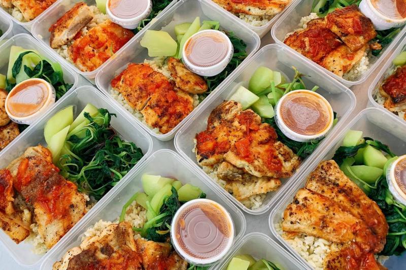 Eat More Salad - shop bán đồ ăn giảm cân online chất lượng nhất Sài Gòn