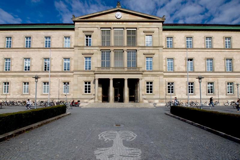 Trường đại học danh tiếng Eberhard Karls Tubingen, Đức.