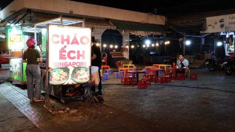 Ếch Ka - Cháo Ếch Singapore - Cao Thắng