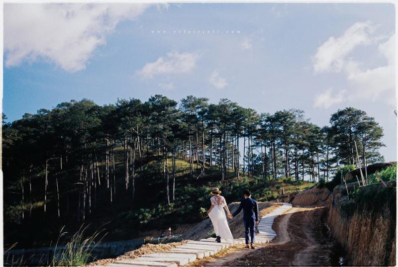 Éclair Joli  đã tạo cho mình dấu ấn vô cùng đặc biệt khi cho ra đời những album cưới hoàn hảo