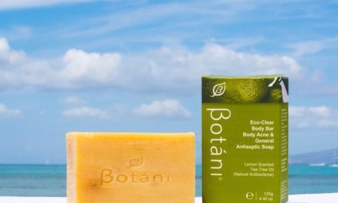 Bánh xà bông Botáni 100% hữu cơ