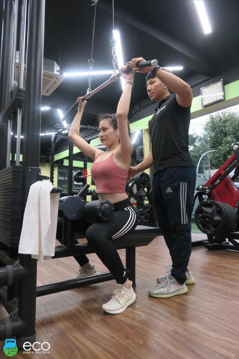 ECO Fitness & Yoga Center
