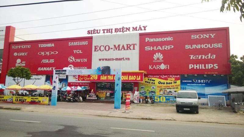 Siêu thị điện máy Eco-Mart