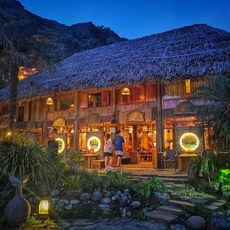 Eco Palms House - Bản Lao Chải