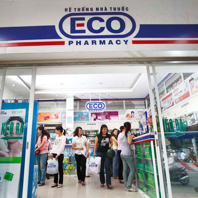 Nhà thuốc Eco