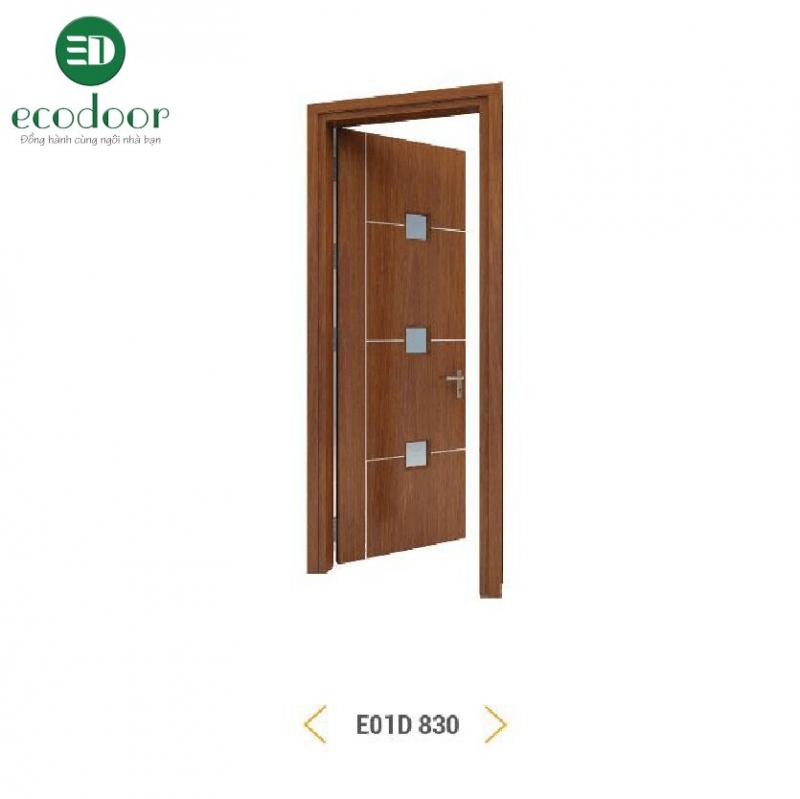 Cửa gỗ nhựa Ecodoor