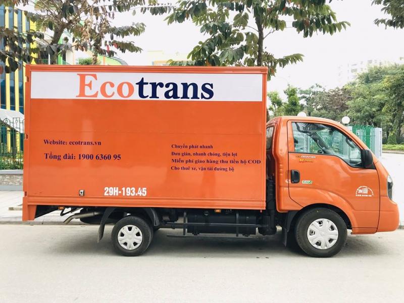 Ecotrans uy tín, an toàn