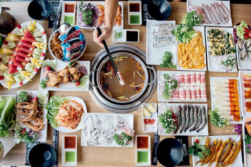 Edo BBQ Nướng & Lẩu Nhật Bản
