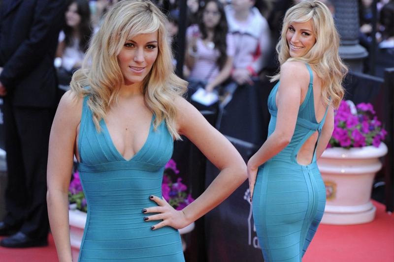 Edurne Garcia nổi tiếng là người mẫu sexy và xinh đẹp nhất tại xứ sở Bò tót