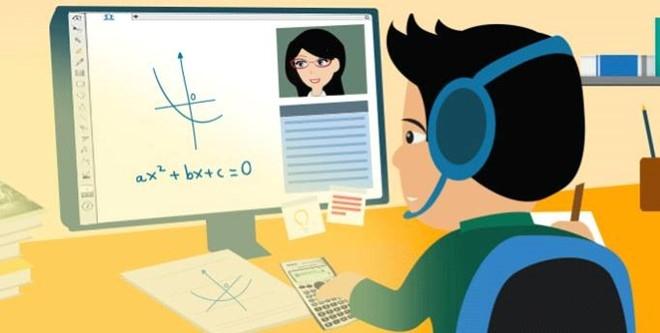 Kết quả hình ảnh cho học tập trực tuyến