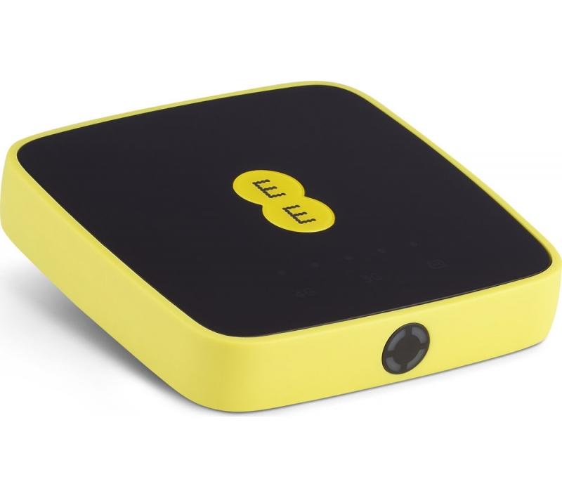 EE's 4GEE WiFi Mini được đánh giá là một cục phát wifi đẹp nhất