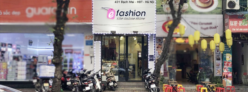 Efashion.vn - Thời trang hàng hiệu cao cấp
