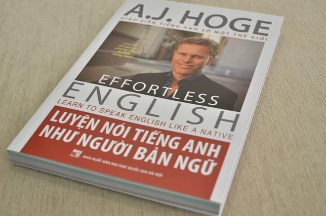 Cách học của Effortless English ngày càng được nhiều người học Việt Nam áp dụng.