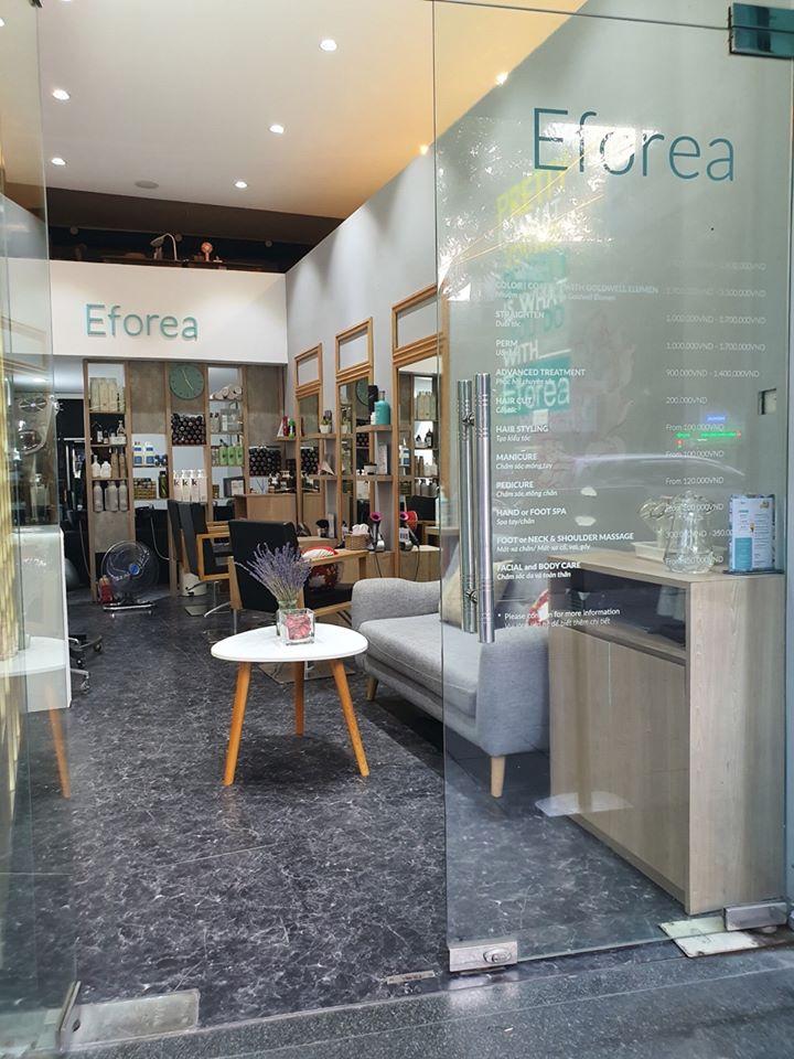 Eforea Boutique Salon