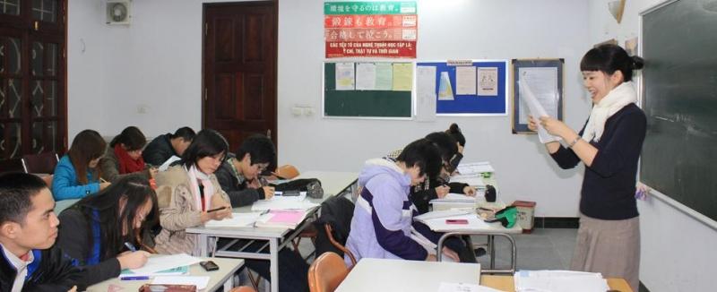 Eikoh là một trung tâm uy tín chuyên về đào tạo tiếng Nhật và văn hóa Nhật Bản