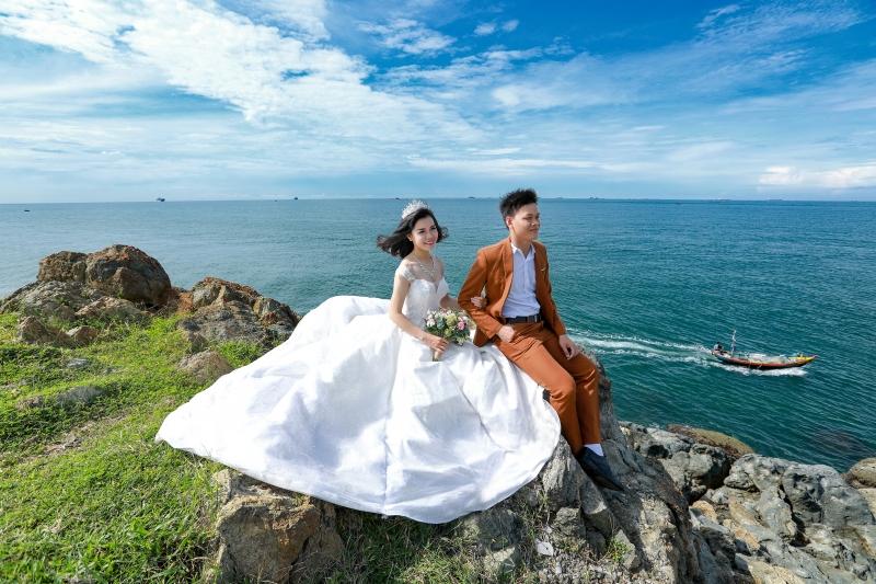 Ekip chụp ảnh cưới chuyên nghiệp
