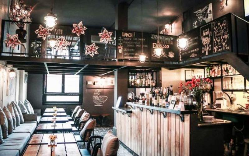 Không gian nhà hàng El Sol - Meat & Wine
