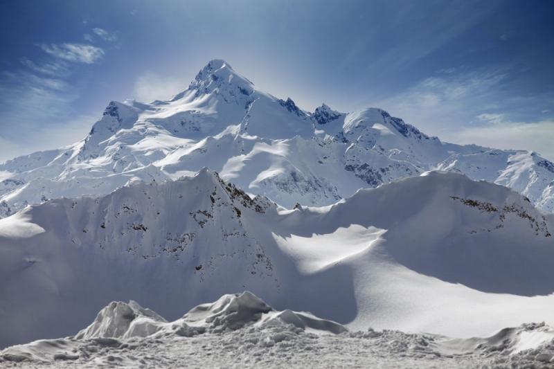 Elbrus - Châu Âu
