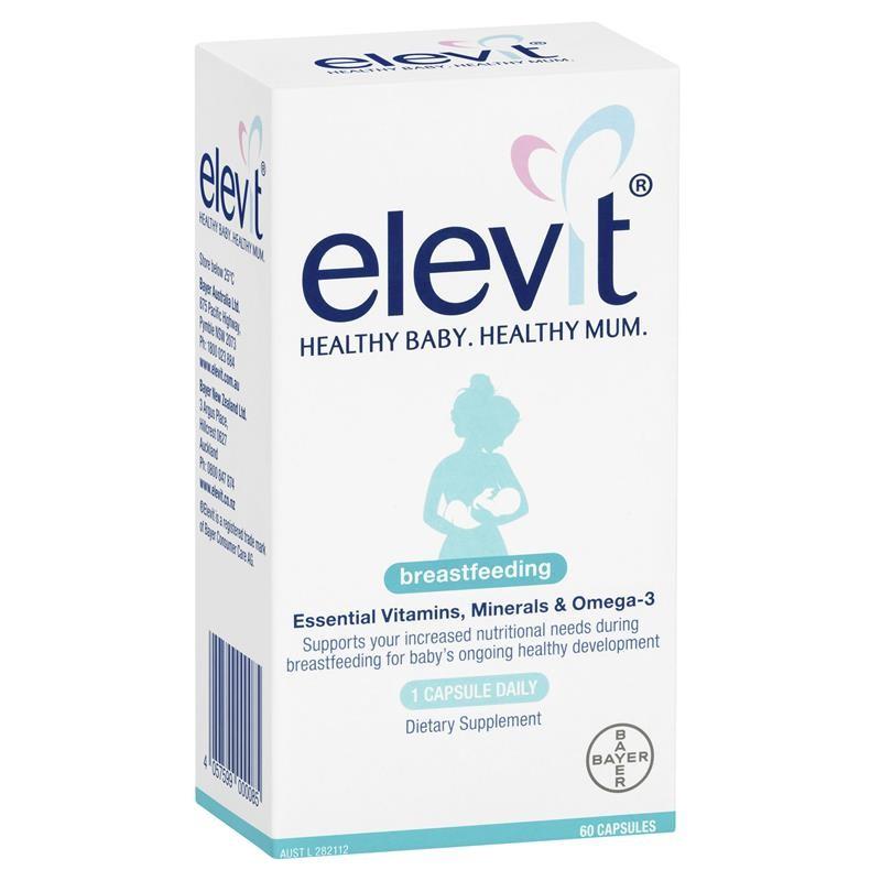 Thuốc Elevit Breastfeeding