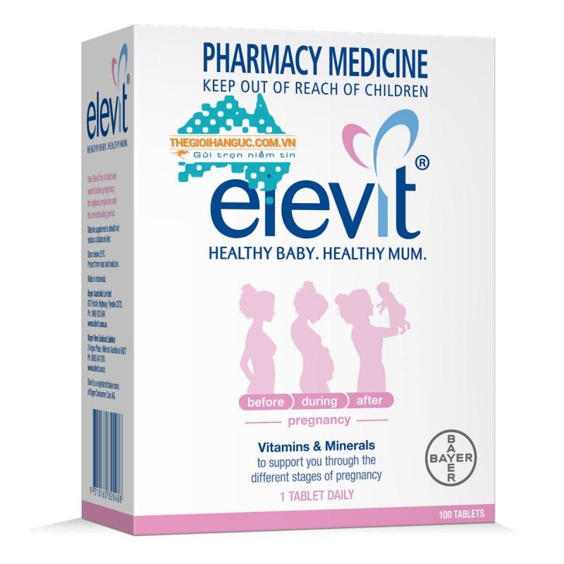 Thuốc bổ Elevit