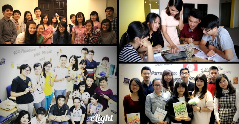 Học tiếng Anh cùng Elight