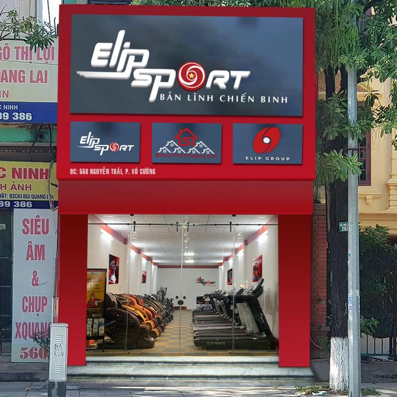 ghế massage Elipsport