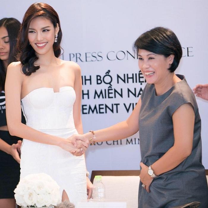 Mới đây, công ty Elite đã hợp tác cùng siêu mẫu nổi tiếng Lan Khuê.