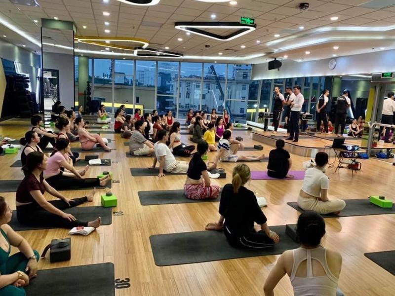 Elite Fitness - Vinh City Hub