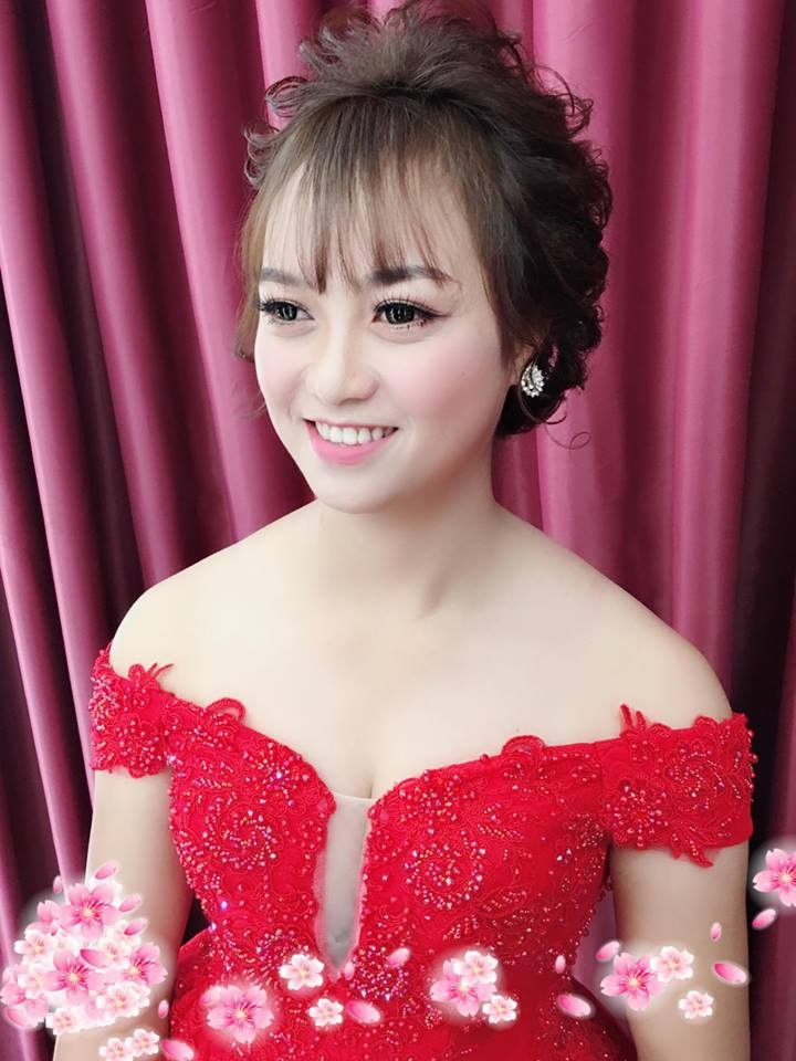 Elly Diễm Make Up