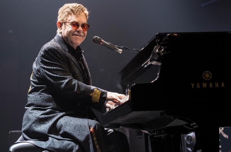 Elton John là một nghệ sĩ đa tài người Anh