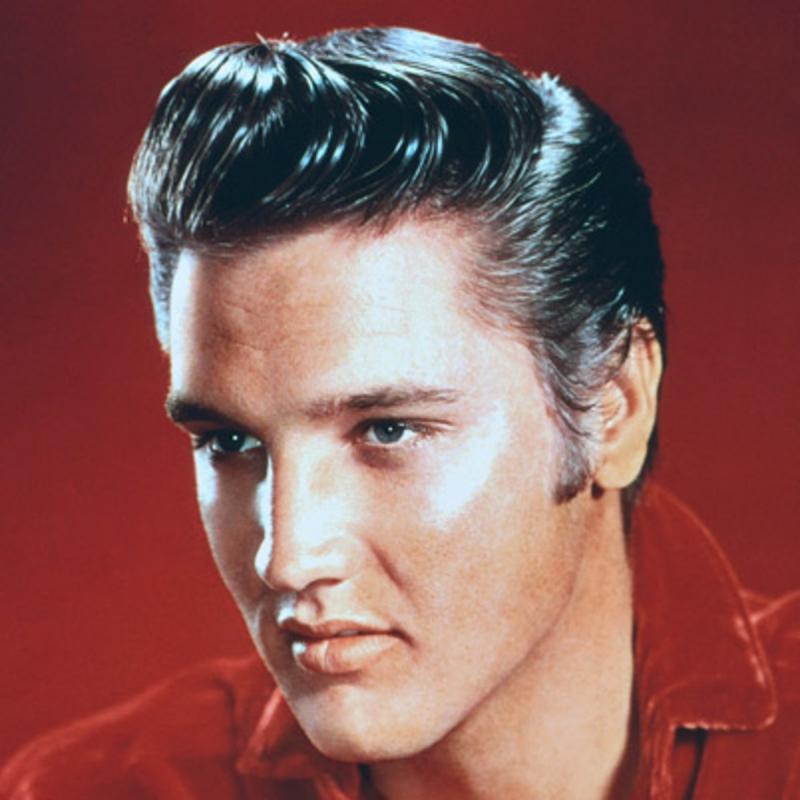 Elvis Presley được xưng tụng là ông hoàng của dòng nhạc Rock n Roll