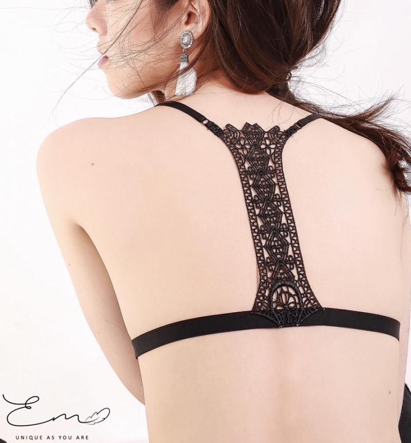 Em - Design Bralette, Sleepwear