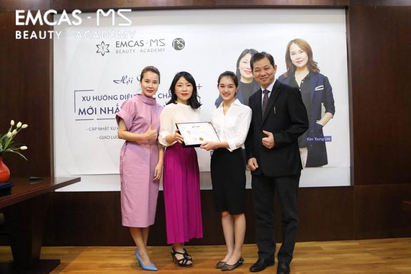 EMCAS - MS Beauty Academy
