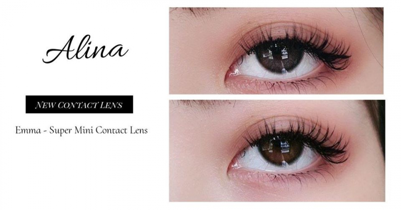 Emma - Super Mini Contact Lens