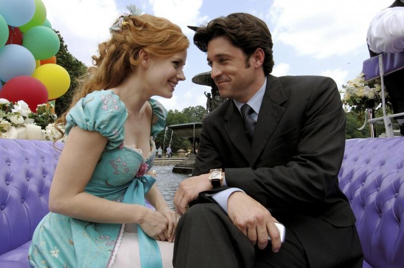 Enchanted xứng đáng là một trong những phim chuyển thể từ cổ tích hay nhất