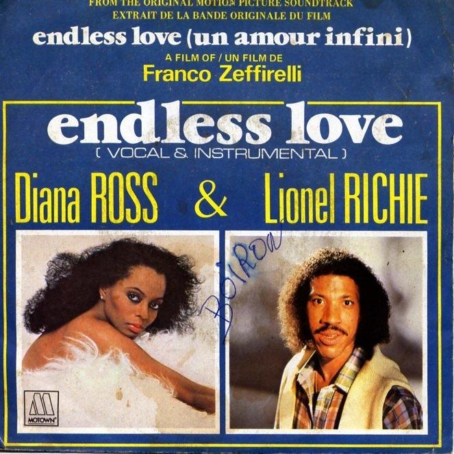 Diana Ross và Lionel Richie