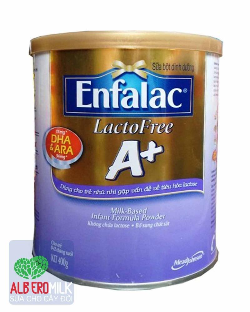 Ưu điểm của sữa Enfa là vị ngọt thanh, dễ uống, có hàm lượng DHA cao.