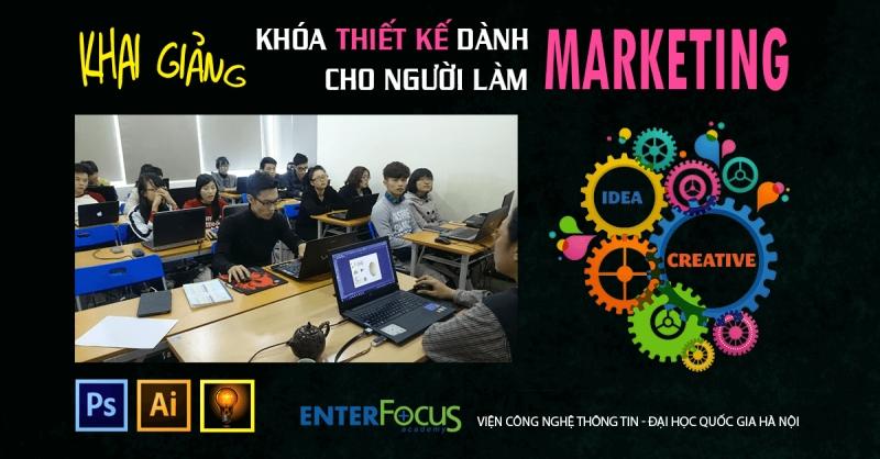 Enter Focus Academy liên tục khai giảng khóa học