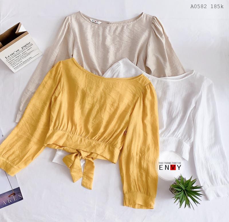 Top 15 shop bán áo croptop đẹp nhất ở TP. HCM