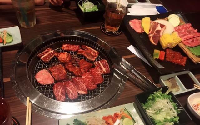 Những miếng thịt nướng hấp dẫn mang phong cách ẩm thực Nhật
