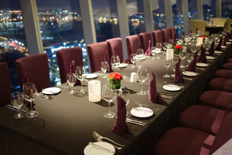 EON 51 Fine Dining Restaurant