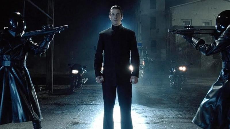 Nhân loại trong phim Equilibrium