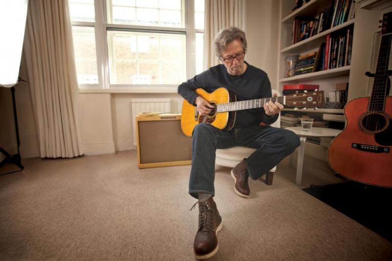 Eric Clapton's C.F. Martin năm 1939