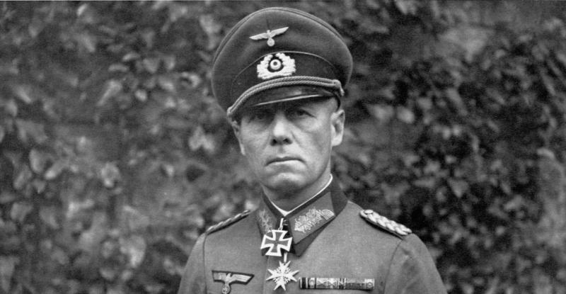 Thống chế Lục quân Đức Erwin Rommel